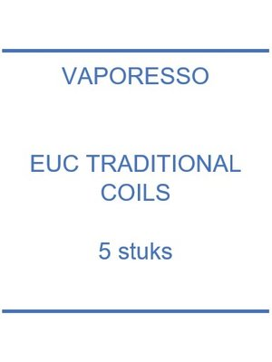 EUC Traditional coils