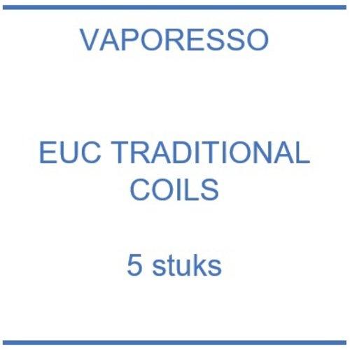 EUC Traditional coils