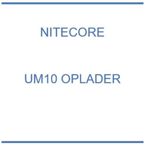 Nitecore UM10 oplader