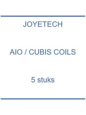 AIO / Cubis coils