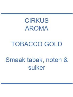 Aroma - Tobacco Gold