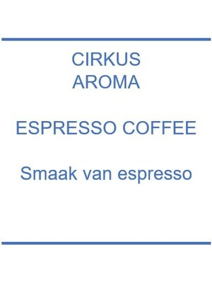 Aroma - Espresso Coffee