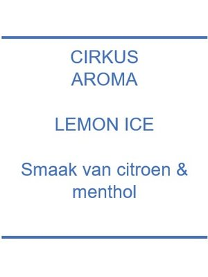 Aroma - Lemon Ice