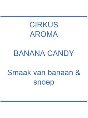 Aroma - Banana Candy