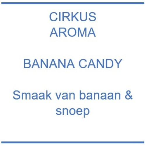 Aroma - Banana Candy