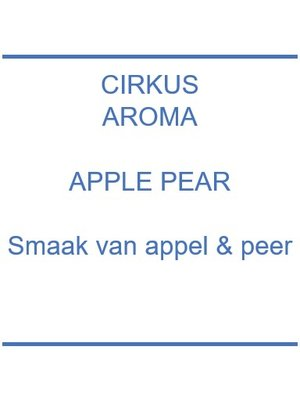 Aroma - Apple Pear