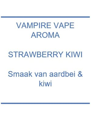 Aroma - Strawberry Kiwi