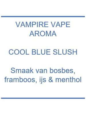 Aroma - Cool Blue Slush