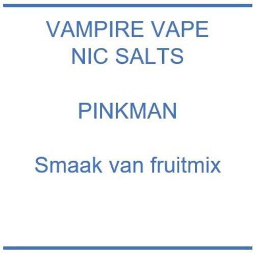 Vampire Vape Nic Salts Pinkman