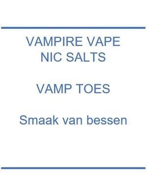 Vamp Toes Nic Salts
