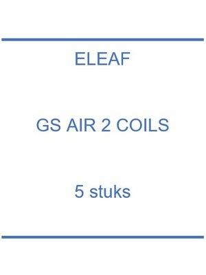 GS Air (2) coils, per 5