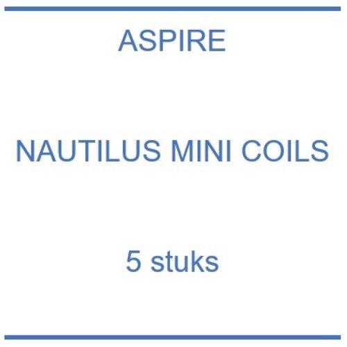 Nautilus Mini BVC coils