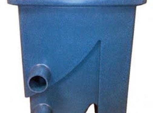 Aquaforte Aquaforte Compactsieve II Pompgevoed Zeefbochtfilter Blauw