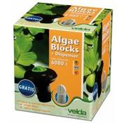 Velda Velda Algae Blocks + Dispenser Voor 6000 Liter Water