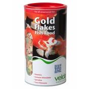 Velda Velda Gold Flakes Fish Food - 230 Gram