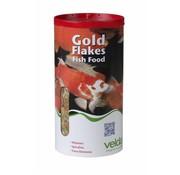 Velda Velda Gold Flakes Fish Food 4000 Ml / 360 gram
