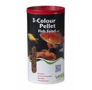 Velda Velda 3-Colour Pellet Food 4000 Ml / 1375 gram