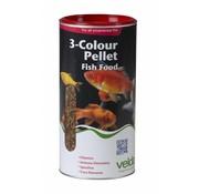 Velda Velda 3-Colour Pellet Fish Food - 880 Gram