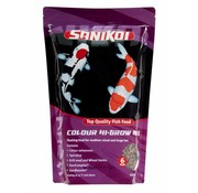 SaniKoi Sanikoi Colour Hi-Grow Mix 6 mm - 3 liter
