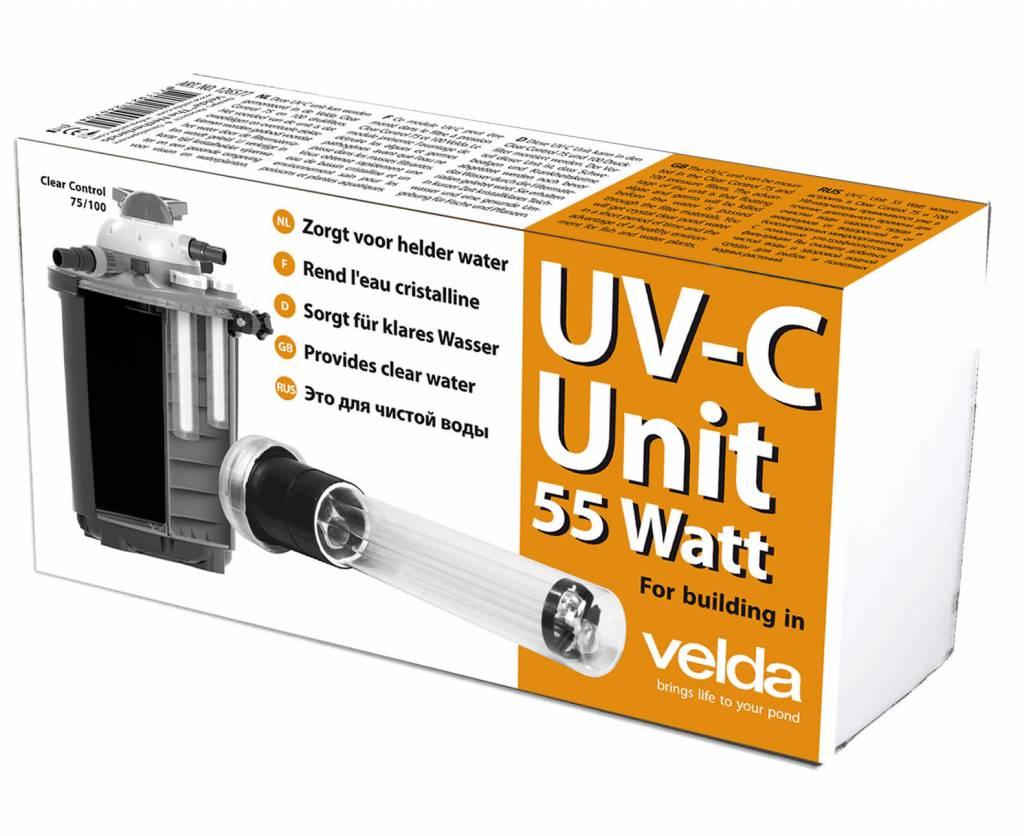 Uv-C Unit 55 Watt Inbouw | Velda kopen