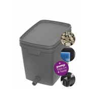 Velda Velda Box Filter Set 4000 Inclusief Filtermateriaal, Pomp en Slang