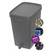 Velda Velda Box Filter Set 7000 (incl. filtermateriaal, pomp en slang)