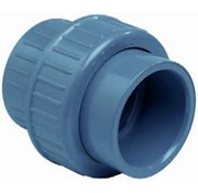 Effast 3/3 koppeling met O-ring lijm 90mm