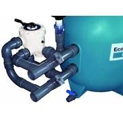 Aquaforte Bypass voor Econobead EB-40/50/60 Beadfilter