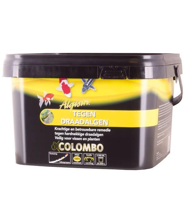 Algisin Tegen Draadalgen - 2.500 Ml | Colombo