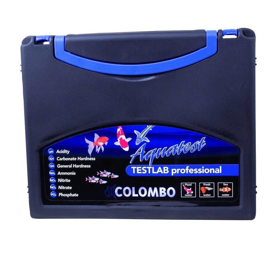 Colombo Testlab Watertesters in Koffer