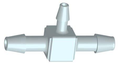 Pp T-Stuk Verloop 10 X 4 X 10 Mm | Aquaforte kopen