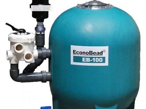 Aquaforte Aquaforte Econobead EB-100 Beadfilter