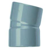 Wavin PVC Bocht 30° 2 x mof 110mm Wavin