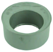 Wavin PVC Inzetverloopstuk 75 x 50 mm Wavin