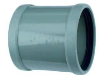 Steekmof 2 X Manchet 160 Mm | Pvc | Wavin