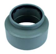 Wavin PVC Inzetverloopstuk mof x spie 125 x 200 mm Wavin