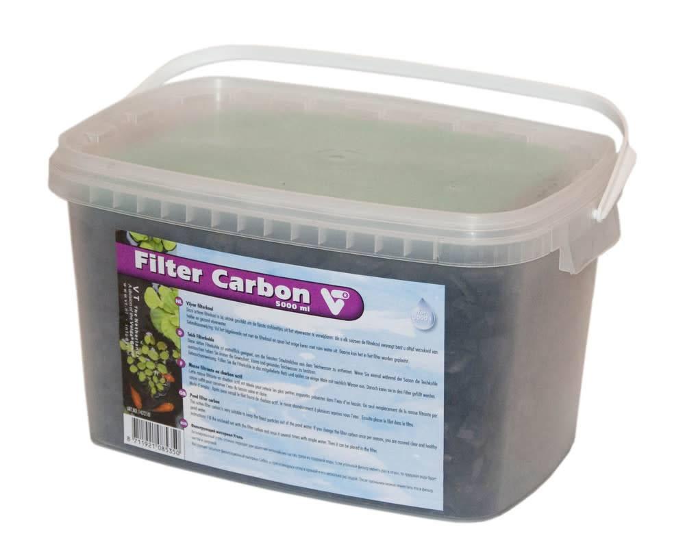 Velda Actief Kool Filtermateriaal Voor Vijvers 5.000 ml
