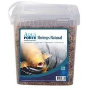 Aquaforte Gedroogde zoetwatergarnalen 5 liter koivoer