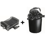 Sicce Green Reset Filterset met Eko Power Pomp