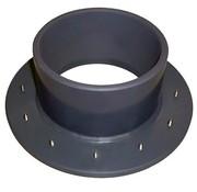 Effast Extra grote foliedoorvoer zware kwaliteit 125 mm