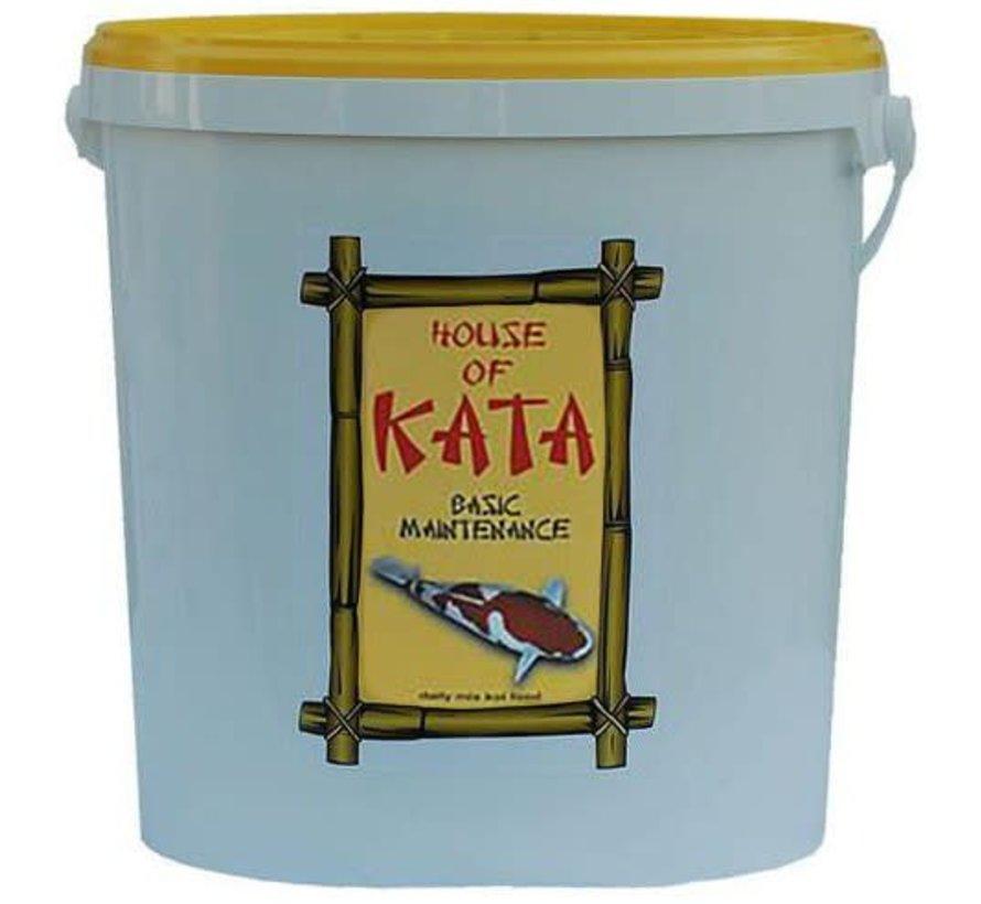 House of Kata Basic Maintenance 4,5mm (20 Liter)