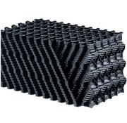 Aquaforte Honingraat filtermedium zwart