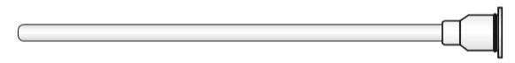 Kwartsglas 933 X 25 Mm (nieuw) | Aquaforte