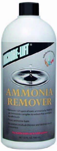 Ammonia Remover - 1 Liter | Microbe-Lift