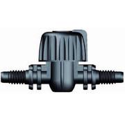 Aquaforte Hulpstukje voor 4MM luchtslang kraan M4 draad x M4 draad
