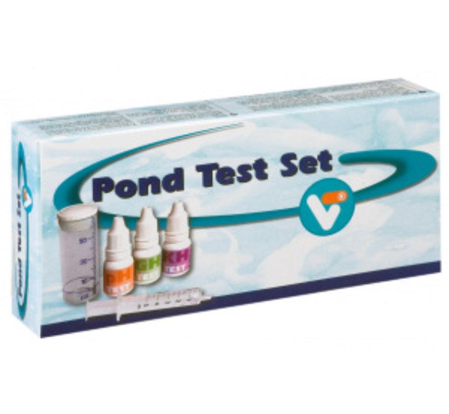 Velda Watertester Pond Test Set voor pH/GH/KH