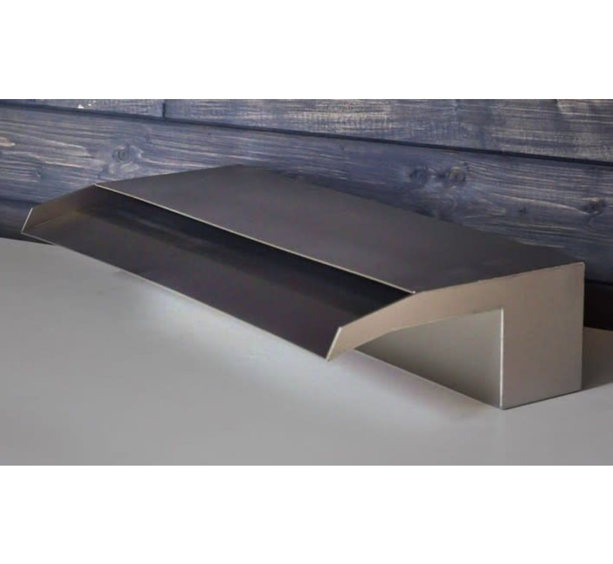 Rvs Waterval 60.Rvs Waterval Victoriafall Longlip 60 Cm