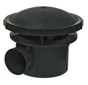 Xclear Complete bodemdrain 110mm met beluchtingsdeksel