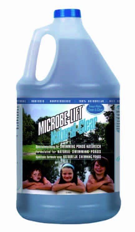 Natural Clear - 4 Liter | Microbe-Lift kopen