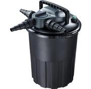 Aquaforte Aquaforte Drukfilter CBF-12000 met 24 watt UVC & Backwash functie